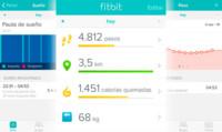 Fitbit ya soporta el chip de movimiento M7 del iPhone 5s para controlar tu actividad física