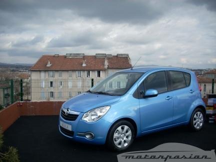 Presentación: Opel Agila (parte 2)
