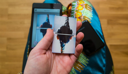 Muestra de la Polaroid ZIP
