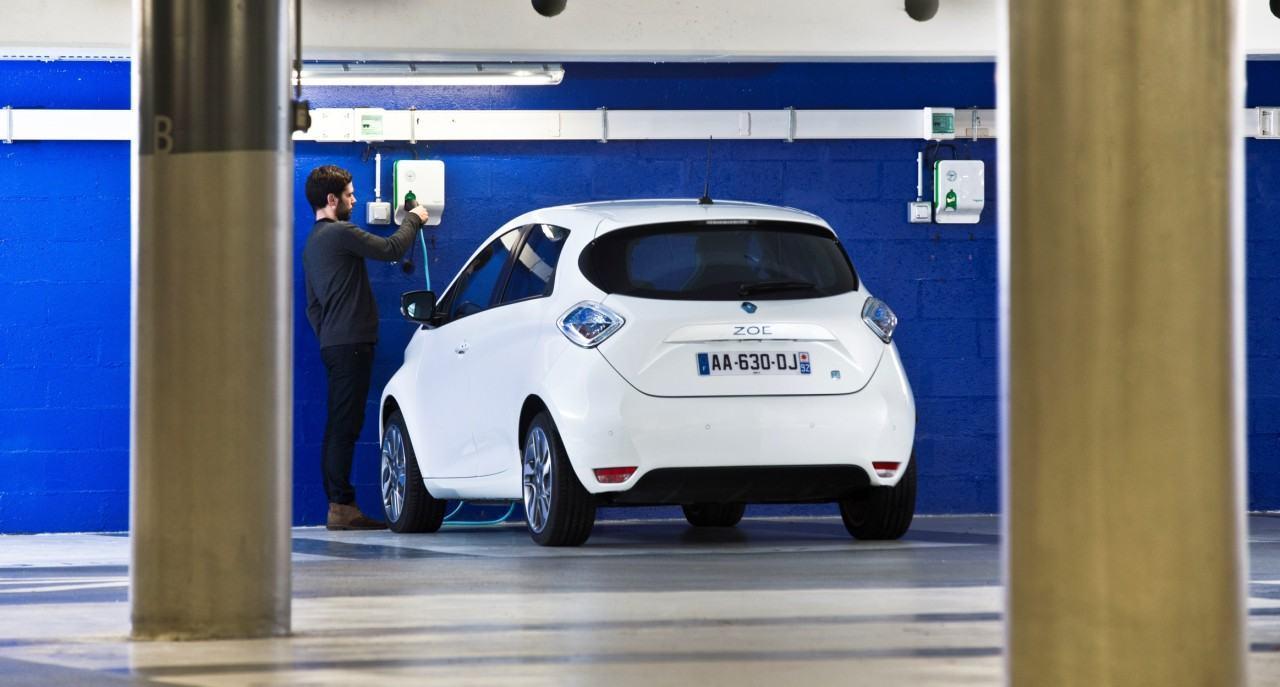 Foto de Renault ZOE (65/151)