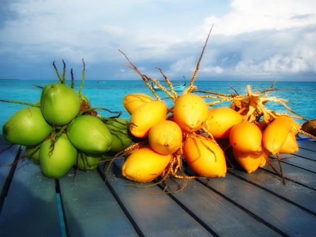 Agua de coco, más que una simple bebida hidratante