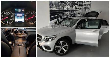 La oportunidad de entrar en el mundo de las SUV premium con este Mercedes GLC 250 a un gran precio