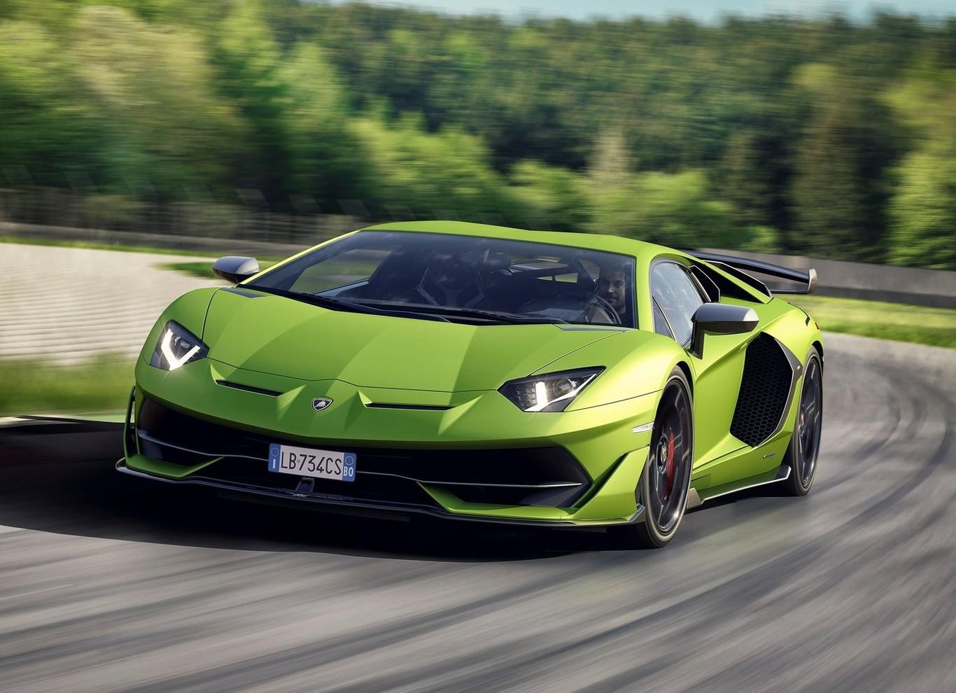 Lamborghini Aventador Svj Toda La Informacion Datos E Imagenes
