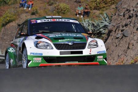 Rally Islas Canarias 2011: Juho Hanninen gana en un final con mucha emoción