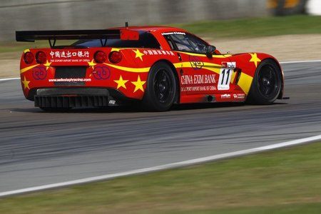 Los Corvette Z06 podrían ser expulsados del Mundial de GT1