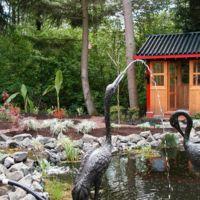 Siete detalles para disfrutar de tu jardín oriental