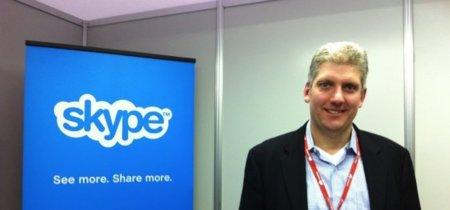 Una charla con Rick Osterloh, director de producto y diseño en Skype