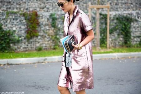 Outfit benéfico: atrévete con un total look rosa