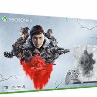 El Xbox One X edición limitada de 'Gears 5' llegará a México el 6 de septiembre, este es su precio