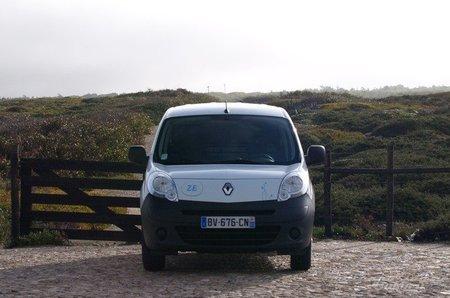 Renault Kangoo Z.E., presentación y prueba en Lisboa (parte 1)