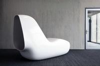 Asiento Sleepbox, para sentarse por dentro y por fuera
