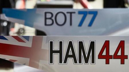 F1 Nuevos Números