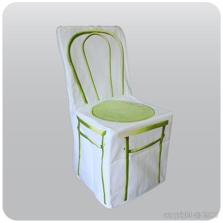Da un toque diferente a tus sillas con unas fundas muy - Fundas asiento sillas comedor ...