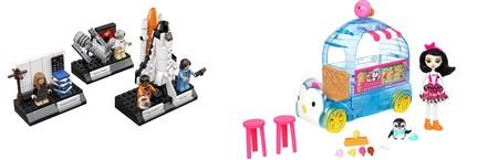4 juguetes rebajados en Amazon de marcas como  Lego, Enchantimals o Nerf