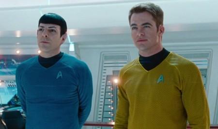 'Star Trek Beyond' inicia su rodaje, Chris Pine y Zachary Quinto seguirán en 'Star Trek 4'