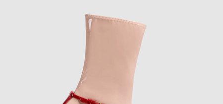 Sólo Gucci podía sacar al mercado los botines para las que aman llevar sandalias los 365 días del año