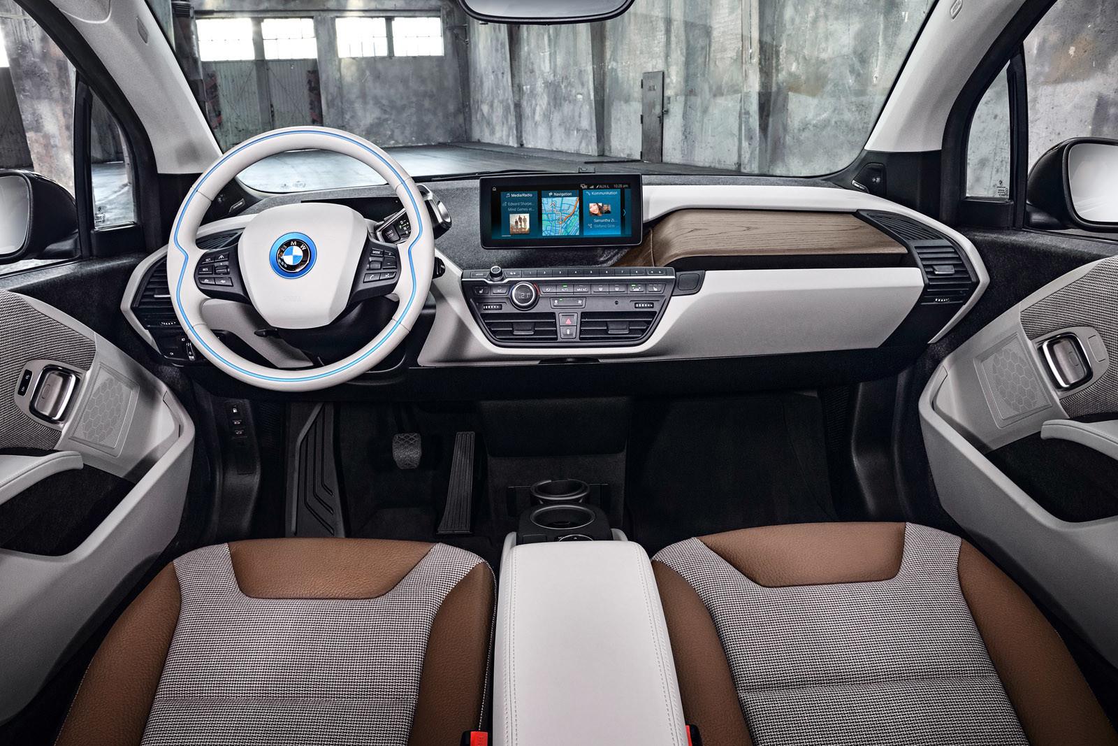 Foto de BMW i3 y i3s 2018 (54/139)