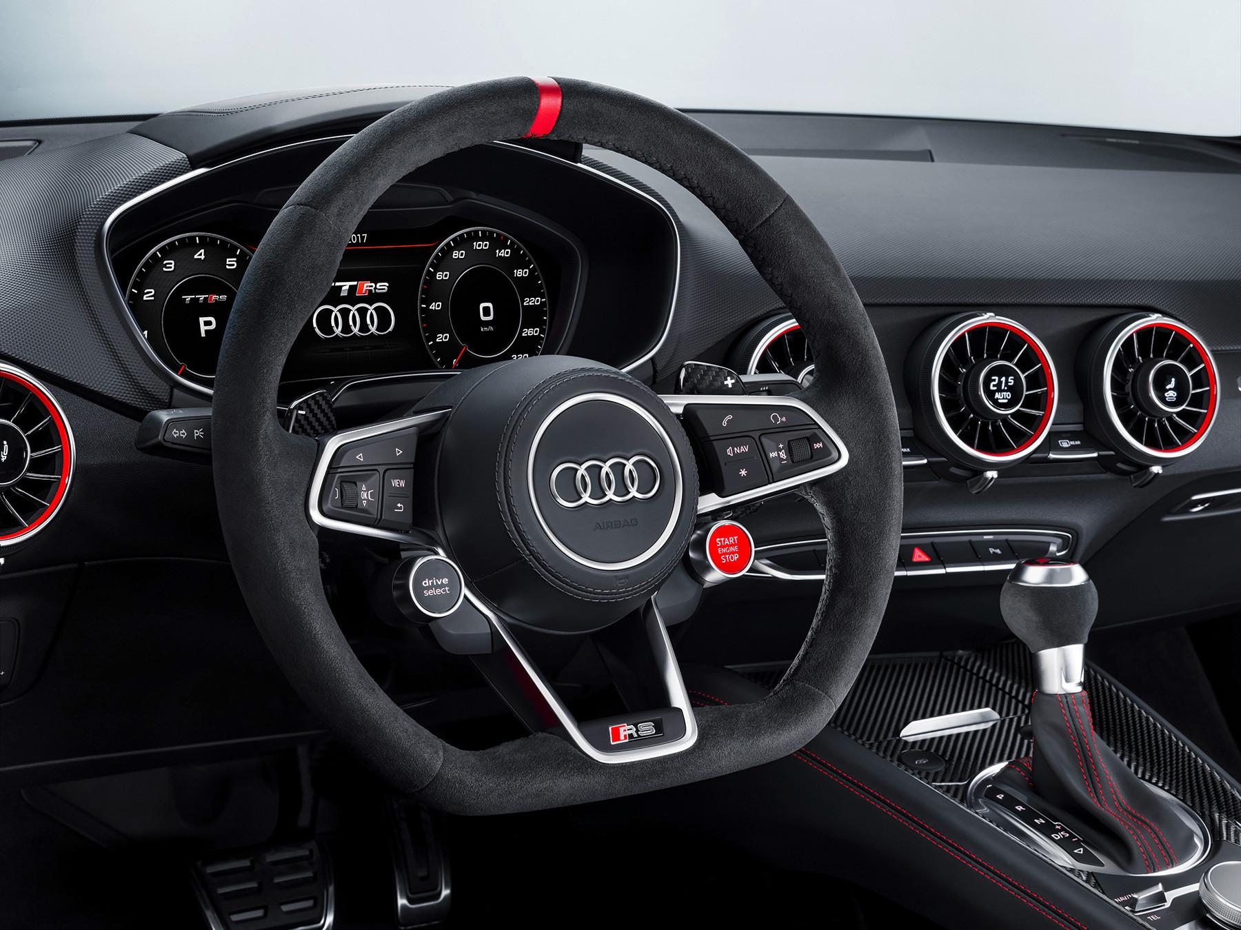 Foto de Audi Sport Performance Parts le inyecta más deportividad al R8 y TT (3/10)
