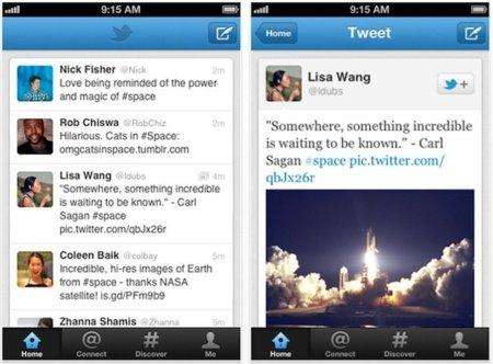 Twitter se da cuenta de su error y lanza una nueva versión de su cliente