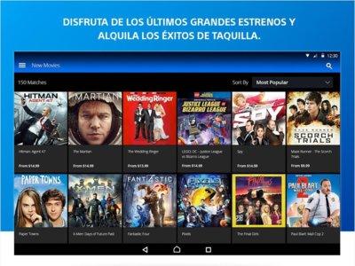PlayStation Video: ya puedes ver en tu Android las películas y series de PlayStation Store