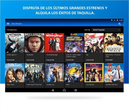 PlayStation Video: ya puedes ver en tu Android las películas y series de PlayStation Store