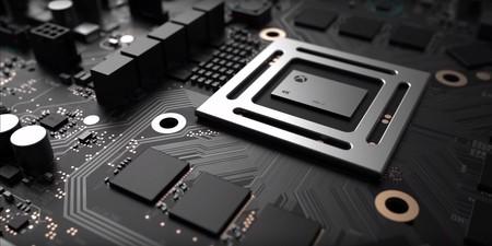 Xbox Scorpio Generacion Xbox