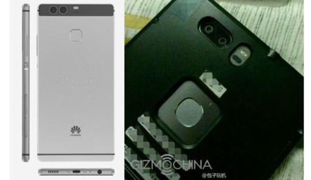 Supuesto Huawei P9