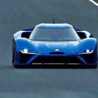 ¡El ataque de los kW! El NIO EP9 ya es el coche de producción más rápido de Nürburgring con 6:45