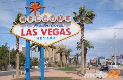 En moto por el Oeste Norteamericano (8): Las Vegas, ciudad de cartón piedra