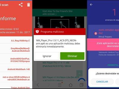 He instalado todos los malware de Android: esto es lo que ocurre si te saltas los consejos de seguridad