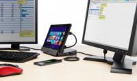 Belkin ofrece dos bases USB 3.0 a dueños de ultrabooks y tablets con Windows 8
