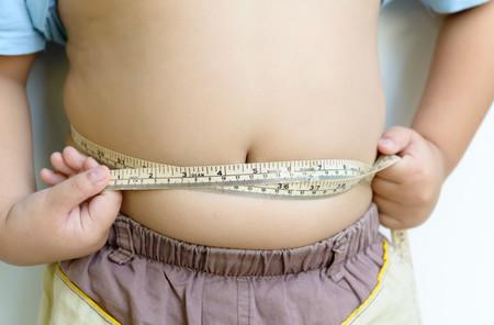 Nino Con Obesidad