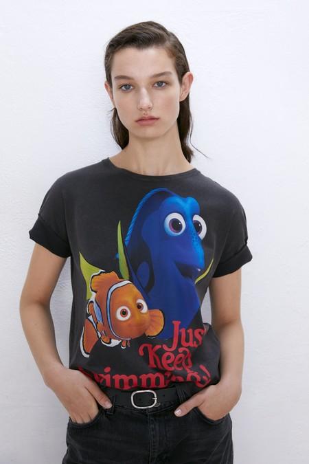 Camiseta Disney Zara 15
