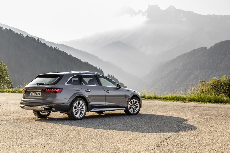 Foto de Audi A4 allroad quattro 2019, toma de contacto (21/21)
