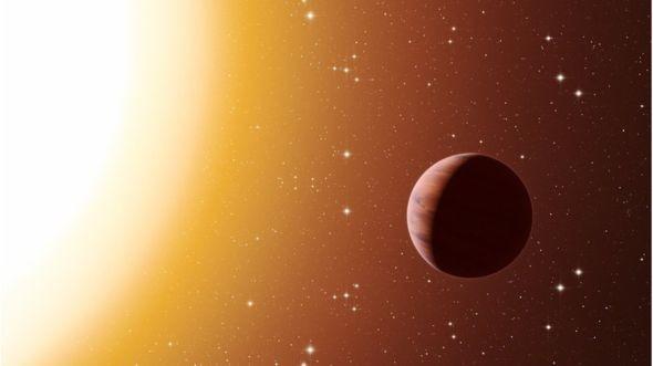 El infierno en forma de exoplaneta: en WASP-76b hace tanto calor que llueve hierro fundido