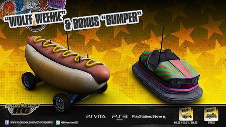 Wulff Weenie & Bumper
