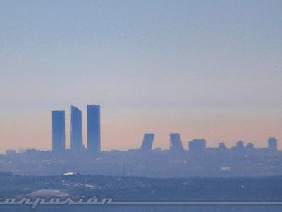 Madrid prohibirá circular a los coches si se llega al nivel 4 de contaminación, con excepciones