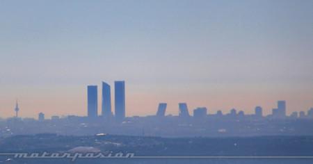 Contaminación Madrid Diésel 2020