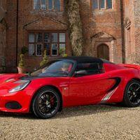 Lotus vuelve a poner a dieta al Elise y nos presenta la nueva versión Sprint