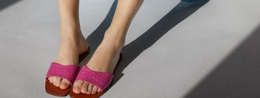 Las sandalias que acaban de llegar a la sección de novedades de Zara son la tentación irresistible del verano