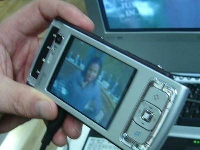 3GSM: Nokia Video Center en el N95