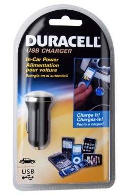 Duracell USB Charger y My Pocket Charger