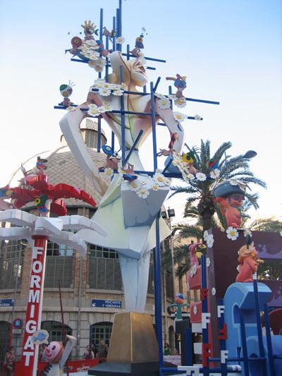 Foto de Hogueras de Alicante 2008 (1/7)