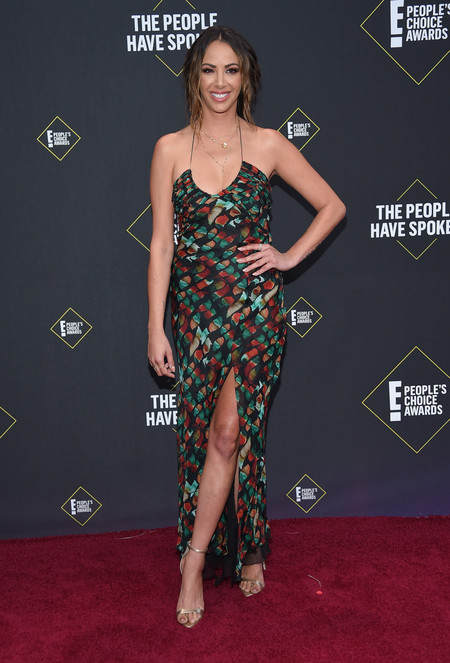 Kristen Doute Peoples Choice Awards 2019