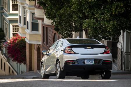 Chevrolet Volt San Francisco