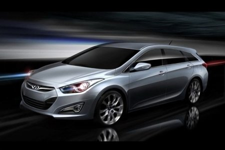 Hyundai i40, anticipo del sustituto del Hyundai Sonata