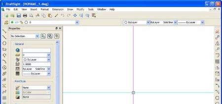 DraftSight, programa CAD gratuito, ahora también disponible para GNU/Linux y Mac