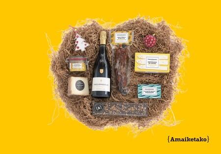 37 packs y cestas navideñas, con las mejores selecciones de Amaiketako, en oferta con este cupón: desde 35,91 euros