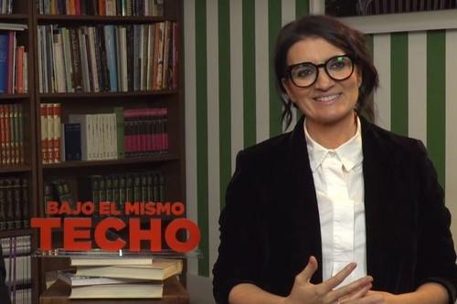 """""""Llegamos a odiar a la casa de 'Bajo el mismo techo', lo que nos vino bien para los personajes"""". Silvia Abril"""