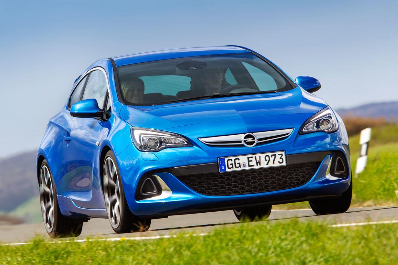 Foto de Opel Astra OPC (23/46)
